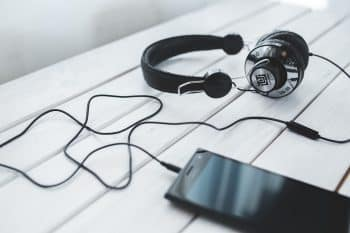 Listen to digital music