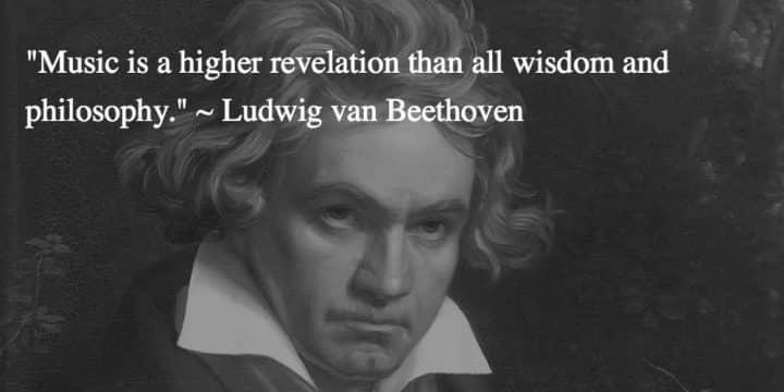 music revelations beethoven